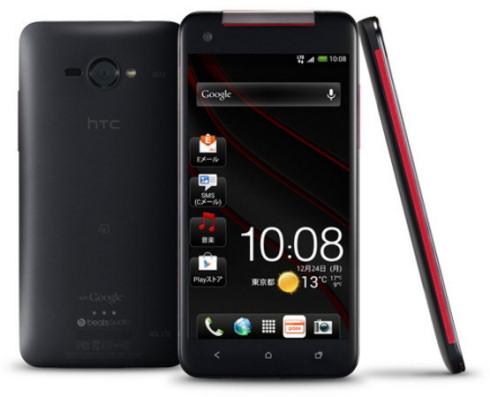 Новый перспективный смартфон HTC J Butterfly