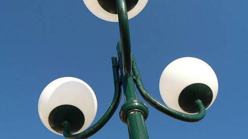 Уличные фонари с SIM-картой