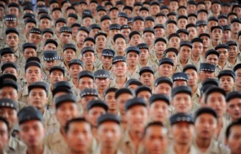 Полиция в Китае объявила войну киберпреступникам