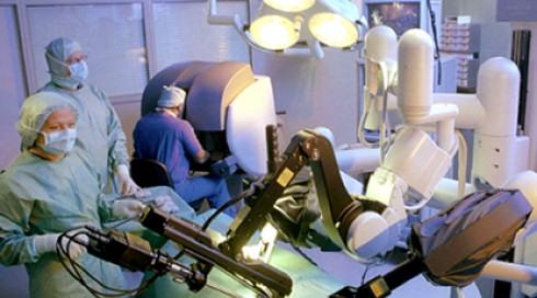 Робот-хирург обеспечит точность операций