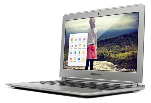 New Samsung Chromebook – новый ноутбук на Chrome OS
