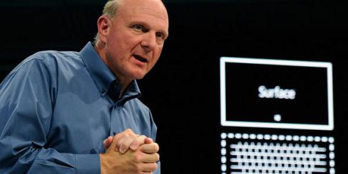 Телереклама Microsoft Surface признана самой эффективной