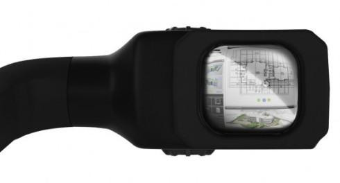 Motorola НС1 – реальная альтернатива Google Glass
