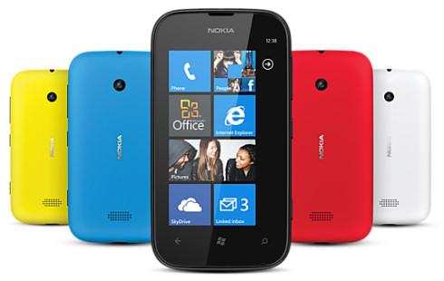 Nokia Lumia 510 по цене 199 долларов