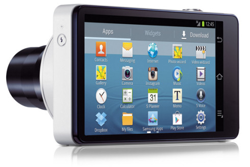 Цена Android-фотокамеры Samsung в России составит 775 долларов