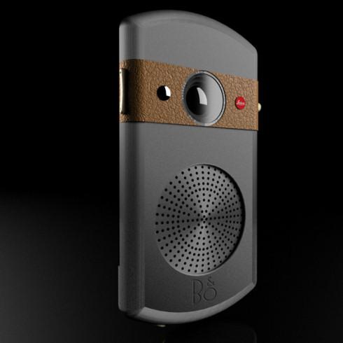 VIP-смартфон с камерой Leica