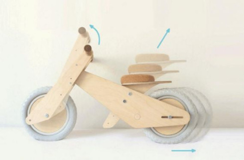 Велосипед на все случаи детства