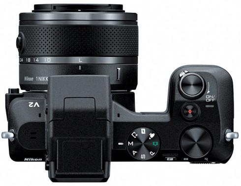 Презентация камеры Nikon 1 V2