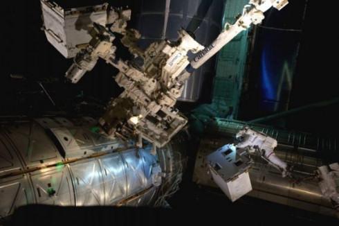 Робот NASA сможет дозаправить спутники в космосе
