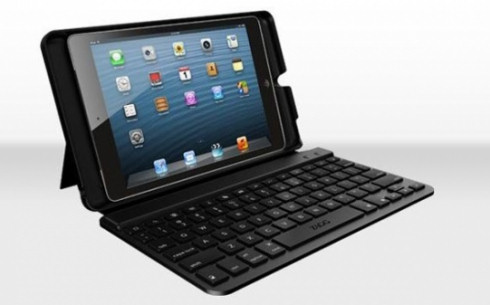 Функциональные чехлы ZaggKeys Mini для iPad mini