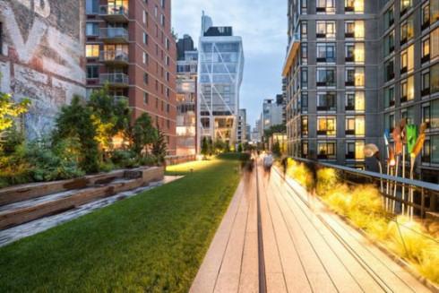 В Лондоне появится парк отдыха под землей