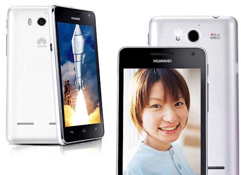 Четырехъядерный смартфон Huawei