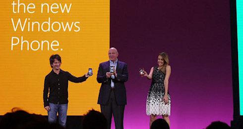 Каждый кулик хвалит свою… Windows Phone 8