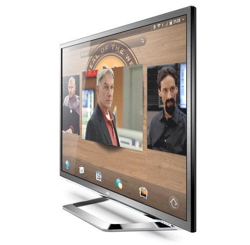 Телевизор LG с ОС WebOS