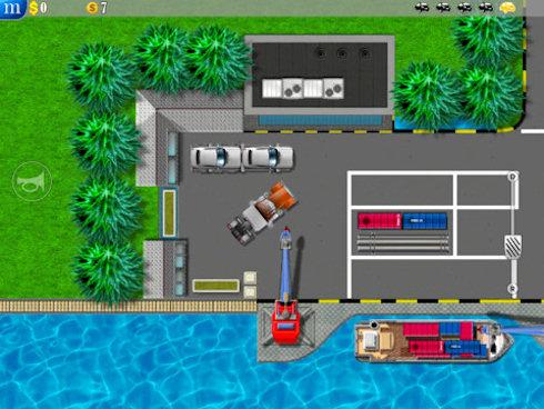 Парковочный тренажер Parking Mania