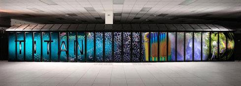 Суперкомпьютер Titan: 20 петафлопс