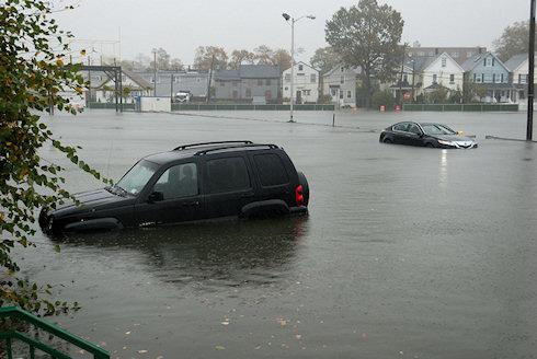 Ураган «Сэнди» обесточил датацентры