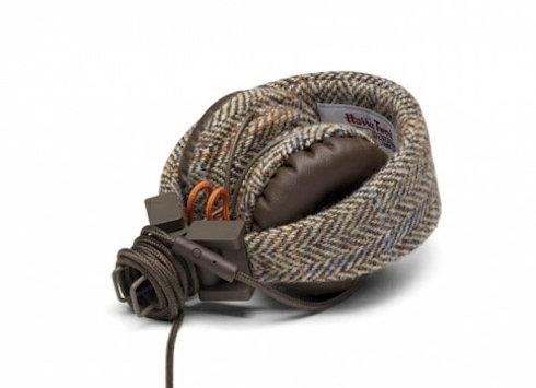 Наушники Plattan Tweed Edition с отделкой из твида