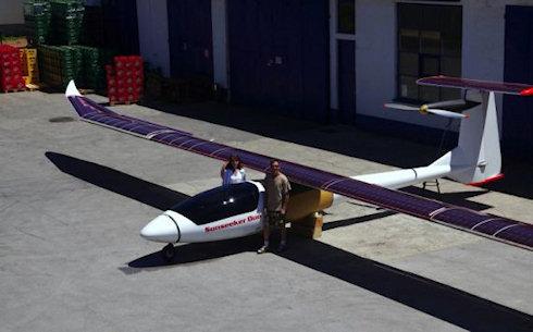 Sunseeker Duo: солнечные батареи для двух пассажиров