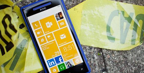 Доля мобильных ОС от Microsoft выросла на 140%