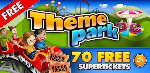 Theme Park от EA