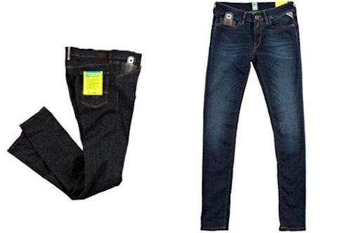 Сетевые джинсы Social Denim