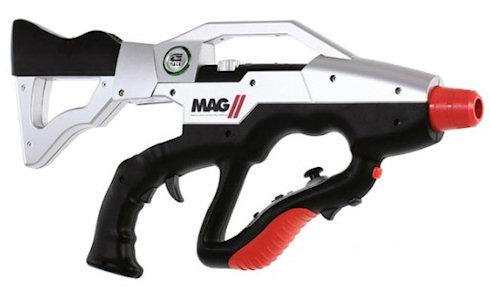 Mag II Gun – стреляет точно в цель