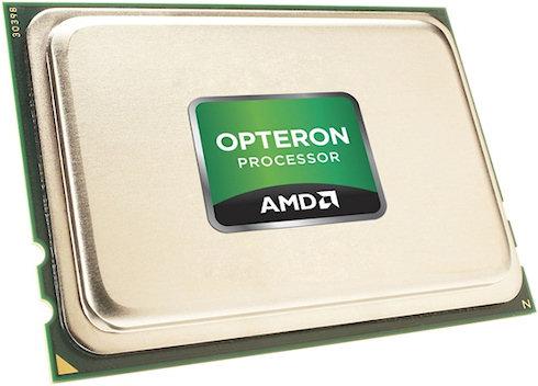 Новые серверные чипы Opteron 6300