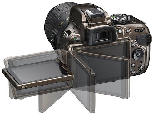 Любительская зеркалка Nikon D5200