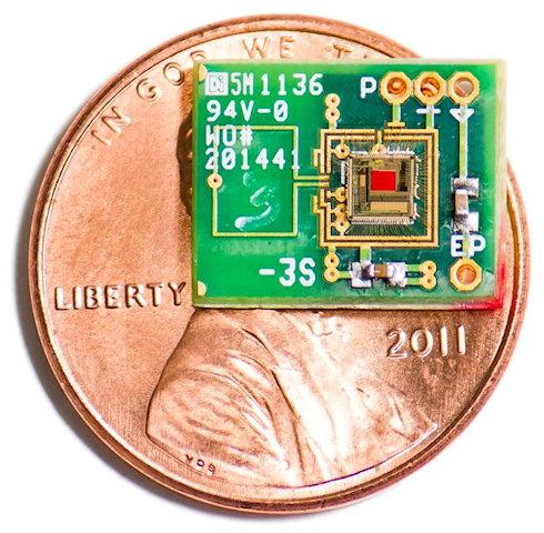 Ухо станет источником электроэнергии для аккумуляторов