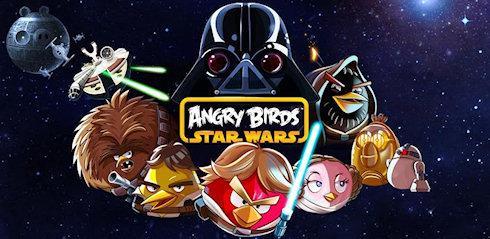 Angry Birds Star Wars – птицы-джедай существуют!