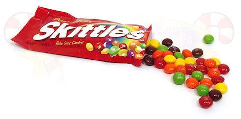 Skittles Sorting Machine: сортируем конфеты Skittles