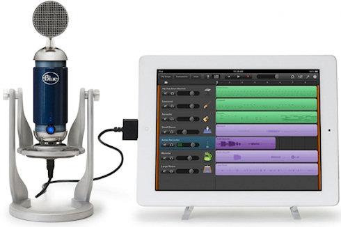 Микрофон Blue Spark Digital для iPad