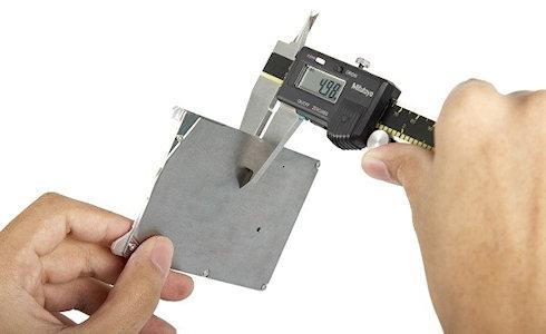 Гибридный жесткий диск A-Drive: тонкий и емкий