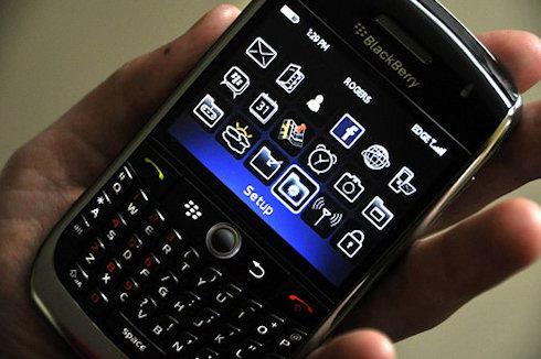 Аллергологи наносят удар по BlackBerry
