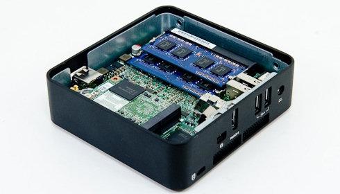 Intel NUC – фирменный компьютер в компактном корпусе