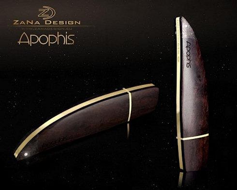 Apophis – флешка из метеорита