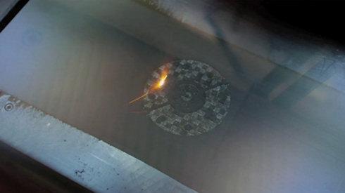Лазерная 3D-печать будет использована для создания деталей ракеты