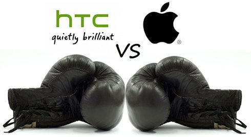 Акции HTC растут на фоне прекращения войны с Apple