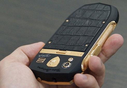 Tonino Lamborghini TL700: смартфон под стать автомобилю
