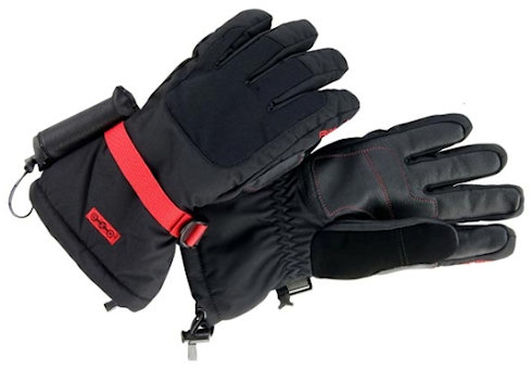 Перчатки Rohan Powerstation Gloves - «ручной» обогреватель