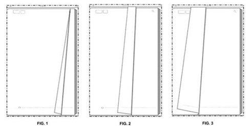 Apple получила патент на «перелистывание страниц»