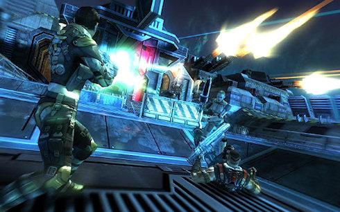 Релиз Shadowgun: Deadzone для Android