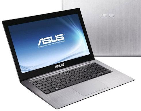 Ультрабук Asus VivoBook U38DT с дискретной видеокартой