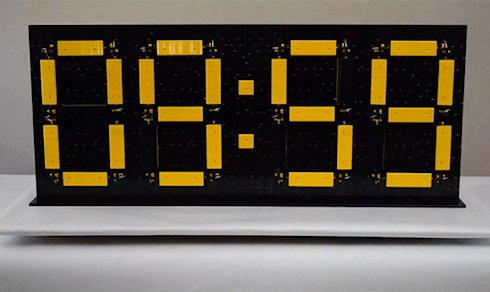 Часы Time Twister 2 из конструктора Lego
