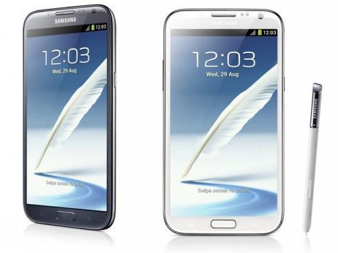 Samsung выпускает «яркие» смартфоны