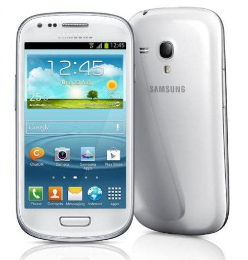Купить Samsung Galaxy S3 Mini 8 Gb белый в Новосибирске, Самсунг Галакси Эс 3 Мини.