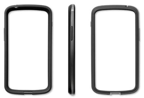 Защитная рамка для Google Nexus 4