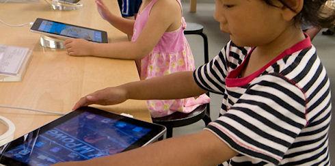 Американские дети предпочитают Apple