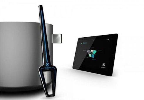 На «Electrolux Design Lab 2012» победил проект «Aeroball»